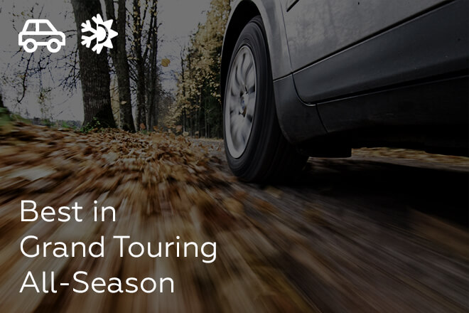 best in grand touring all season 2020