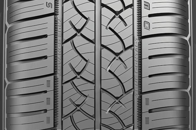 continental truecontact tour tire