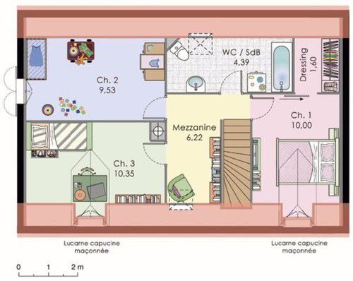 Faire Son Plan Maison. Plan Maison Gratuit. Pin By Alissa Radford On