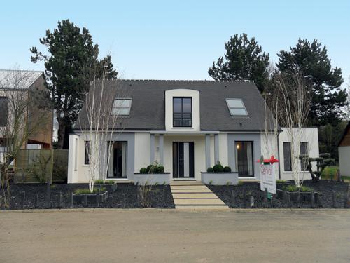 Maison parisienne  Dtail du plan de Maison parisienne  Faire construire sa maison