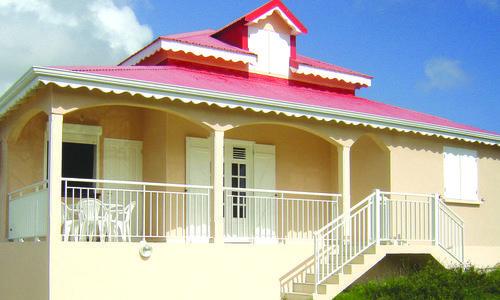 Plan de maison  Maison antillaise  partir de 150 000   Faire construire sa maison