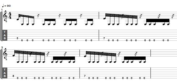 How to Play Gallop Picking