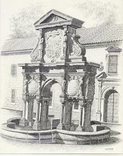 Fuente de Santa María BAEZA