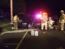 West Shore Bureau Of Fire Archive Crash In
