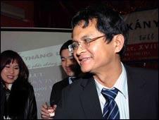 Phó TGĐ Đài Truyền hình Việt Nam Trần Bình Minh