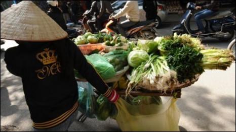 Kinh tế Việt Nam (Hình AFP)