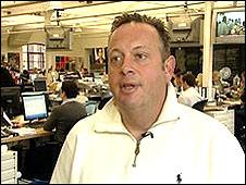 Graham Goodkind, fundador de la agencia Frank
