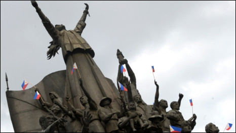 Tượng đài Quyền lực Nhân dân ở Manila