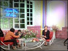 Thu hình chương trình