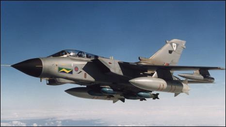 Phi cơ Tornado của Anh