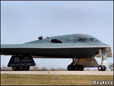 Avião americano B-2
