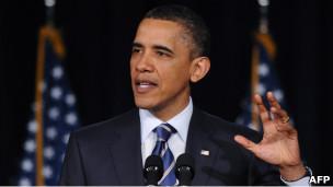 Barak Obama, presidente de Estados Unidos