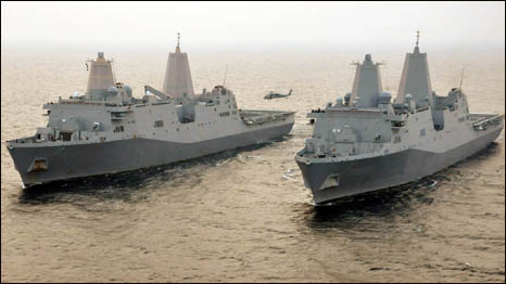 Tàu chiến Hoa Kỳ