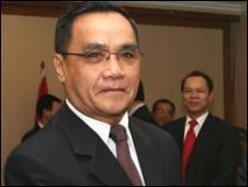 Thủ tướng Lào Thongsing Thammavong