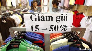 Một cửa hàng ở Hà Nội