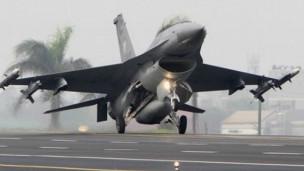 Máy bay F-16 của Đài Loan