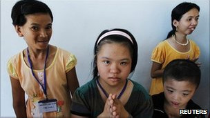 Nạn nhân chất da cam/dioxin tại Việt Nam