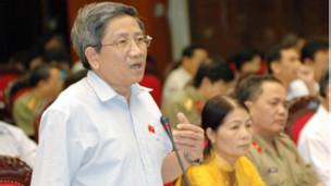 ĐB Nguyễn Minh Thuyết