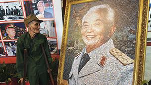 Triển lãm ảnh về cuộc đời đại tướng Võ Nguyên Giáp