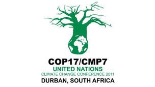 Logo da COP17