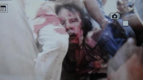 Muammar Gaddafi đã chết?