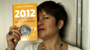 Escritora mexicana Laura Castellanos