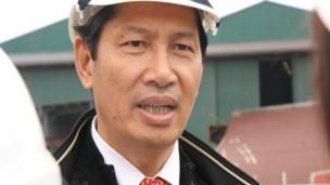 Nguyên chủ tịch Vinashin Phạm Thanh Bình