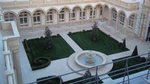 patio palacio putin