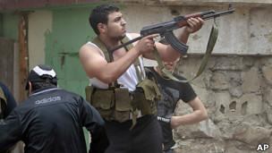 Violencia en Trípoli