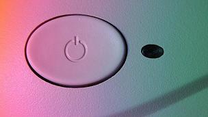 Botón de Encendido y Apagado