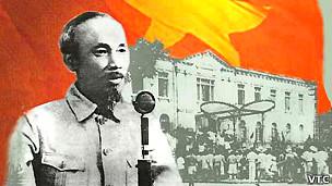 Hình ảnh cố Chủ tịch Hồ Chí Minh