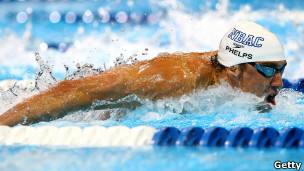Michael Phelps, nadador