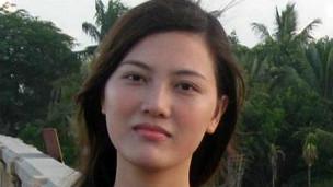 Blogger Huỳnh Thục Vy