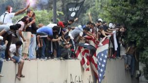 Protes di Kairo