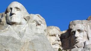Núi Rushmore - Khu Tưởng niệm Quốc gia