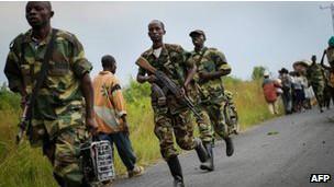 Exército no Congo