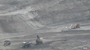 Carbón Colombia