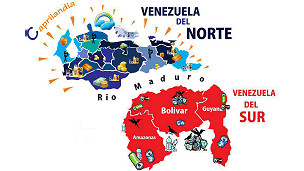 Venezuela dividida