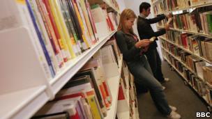 Estudantes (Foto BBC)