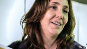 Mariela Castro, hija del presidente cubano Raúl Castro