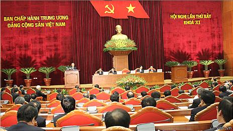 Hội nghị trung ương 7 khóa XI
