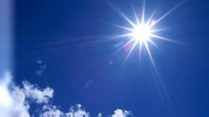 Luz solar | Foto: BBC