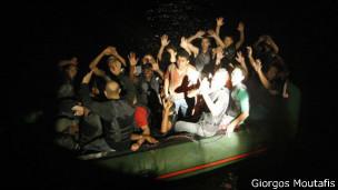 Sirios en Grecia