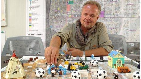Alcalde de Zaatari