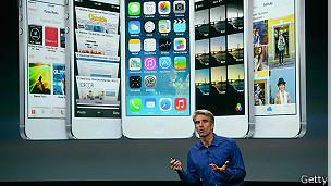 Presentación de Apple.