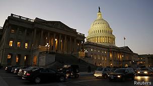 capitolio de Washington, EE.UU.