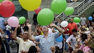 Risoterapia en Caracas, Venezuela