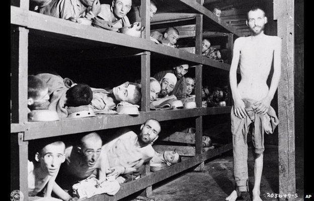 Sobrevivientes de Buchenwald