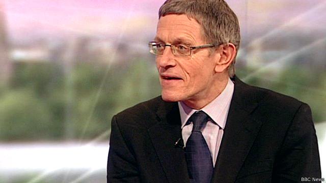 Chủ biên Giao thông của The Independent, Simon Calder