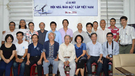 Hội Nhà báo Độc lập Việt Nam